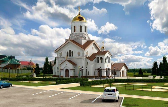 На Таиланде возведут девятый православный храм
