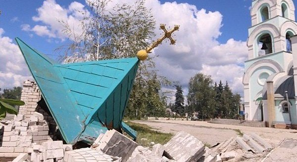 Проблема ущерба, нанесенного храмам на Украине, стала находить отражение в СМИ, - Владимир Легойда