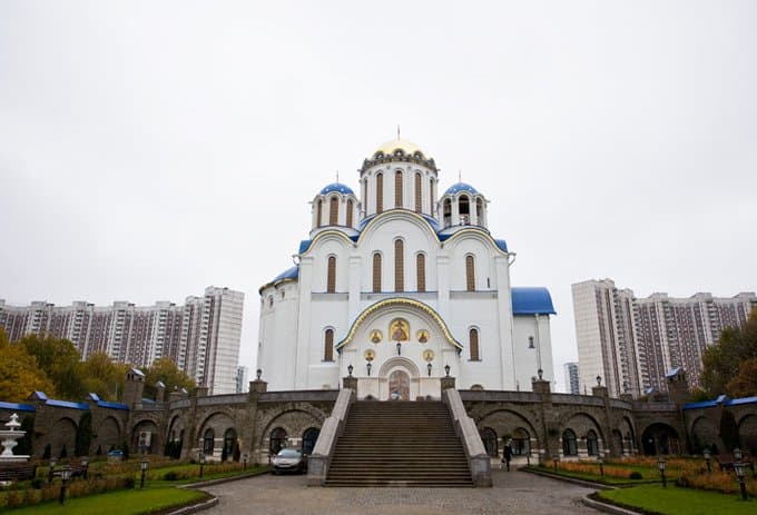 Храм в Ясенево победил в конкурсе как лучшее культовое сооружение