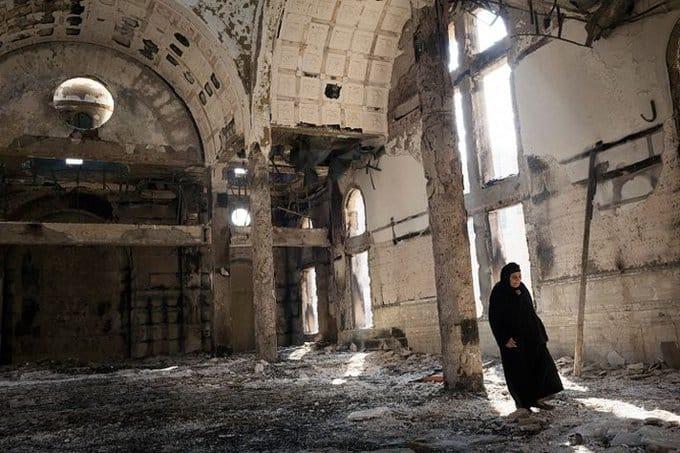 Необходимо срочно решать проблему геноцида христиан Ирака, заявляют в Русской Церкви