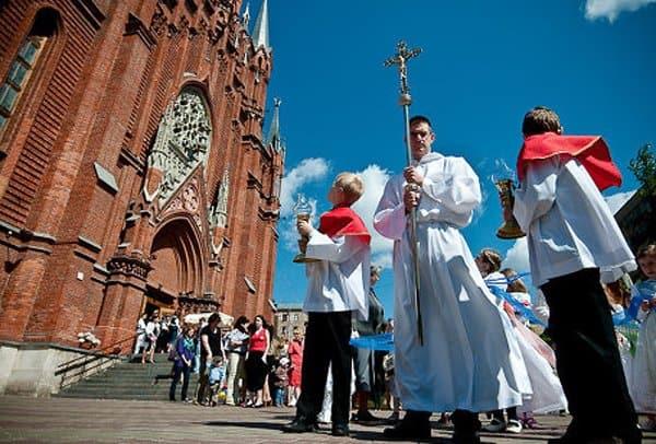 По призыву Папы Римского о христианах Ирака молятся российские католики