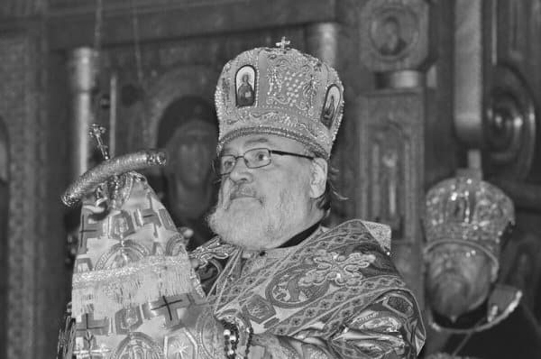 Отошел ко Господу архиепископ Клинский Лонгин