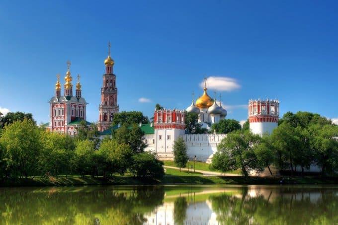 К 2019 году Новодевичий монастырь полностью отреставрируют