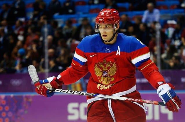 Я перестал бояться, когда поверил Богу, - хоккеист Александр Овечкин