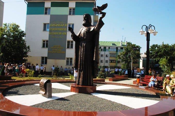 Одну из улиц Белгорода назвали именем Сергия Радонежского