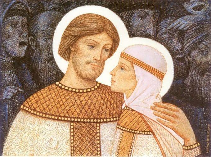 Про святых Петра и Февронию снимут мультфильм в классических традициях