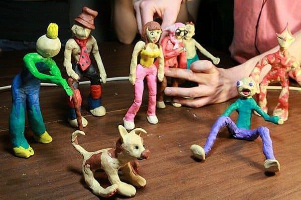 Как снять кукольный мультик в домашних условиях