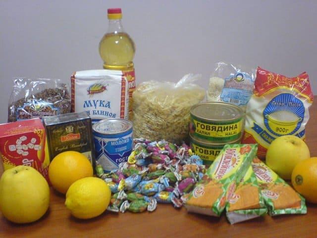 Служба помощи «Милосердие» объявила сбор продуктов для нуждающихся