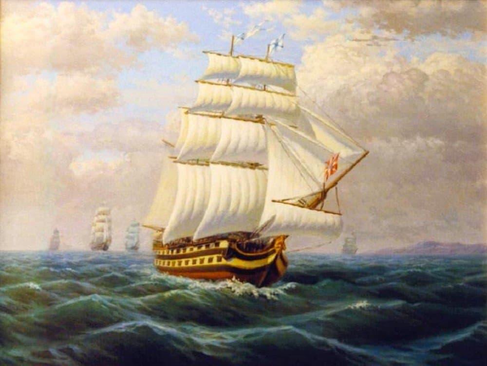 корабли адмирала ушакова картинки считает свои долгом