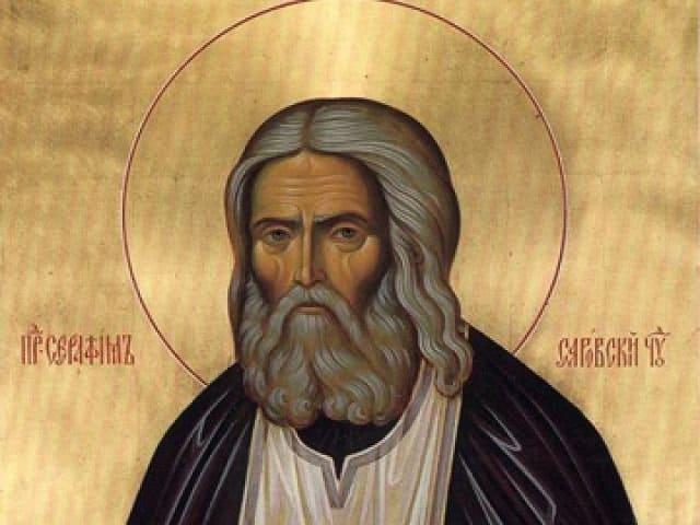 Православные празднуют память преподобного Серафима Саровского