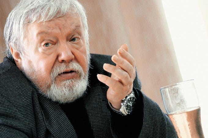 Кинорежиссер Сергей Соловьев отмечает 70-летний юбилей