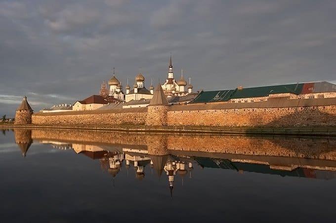 Правительство займется благоустройством Соловков