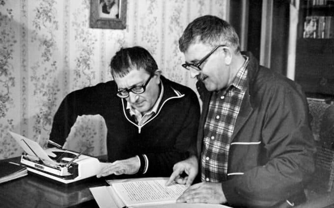 Именем братьев Стругацких в Петербурге назовут площадь