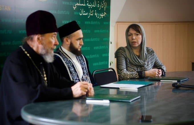 Православные и мусульмане Татарстана будут вместе помогать детям-инвалидам