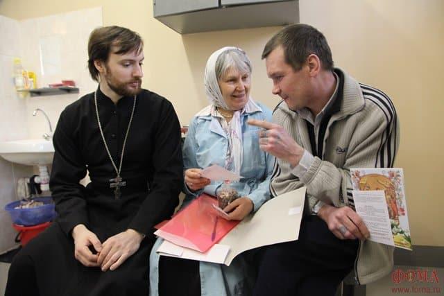 Закон о служении священников в тюрьмах направлен в Госдуму