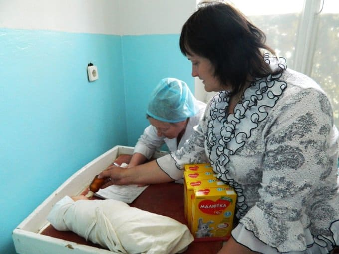 Смертность младенцев в России достигла исторического минимума