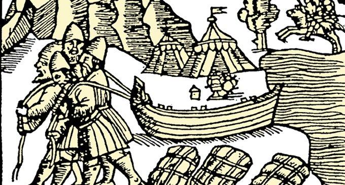 Как смиренные иноки покоряли Арктику