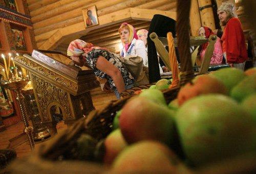 Яблочный Спас или Преображение?