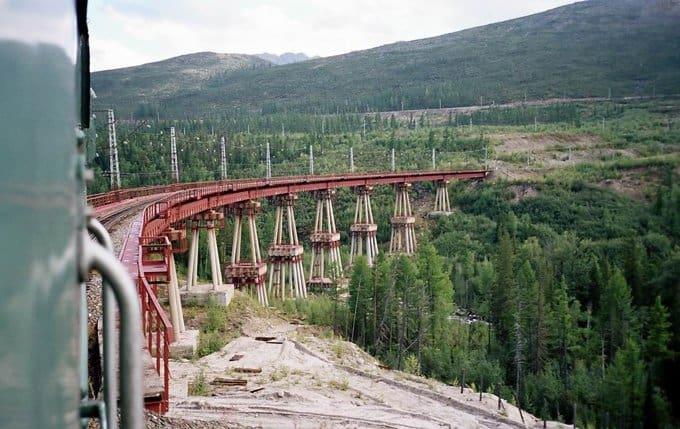 По БАМу поехал миссионерский поезд патриарха Кирилла