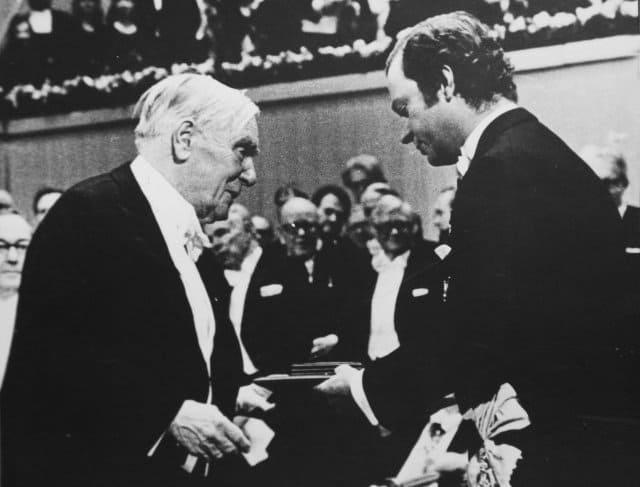 В библиотеке Политеха расскажут об отечественных нобелевских лауреатах