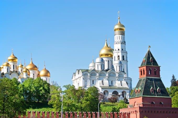 В Кремле споют на английском, русском и греческом