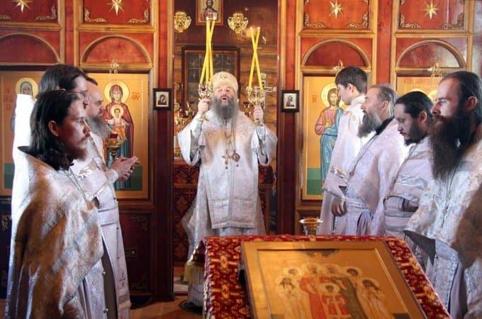 «Православная инициатива» помогла перевести литургию на марийский язык