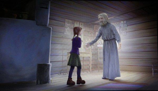На «Вере и слове» представили мультфильм о Серафиме Саровском