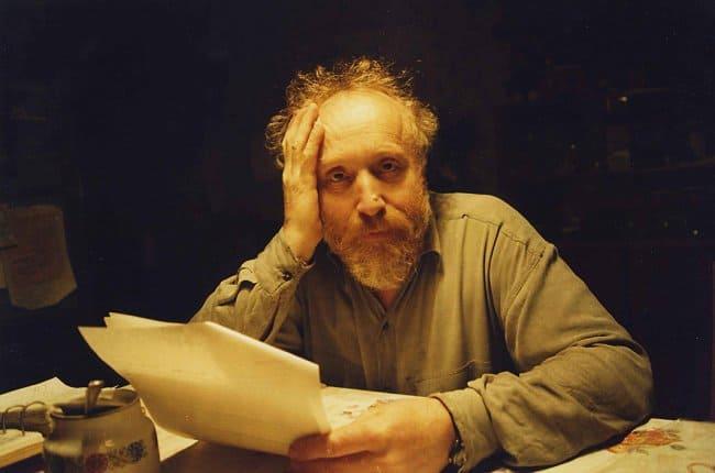 Мультипликатор Юрий Норштейн празднует 73-летие