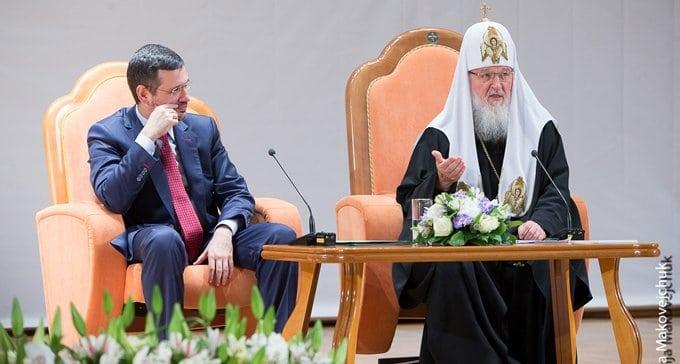 Без любви не может быть христианской миссии, напомнил патриарх Кирилл