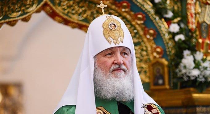 Святейший Патриарх Кирилл празднует 69-летие