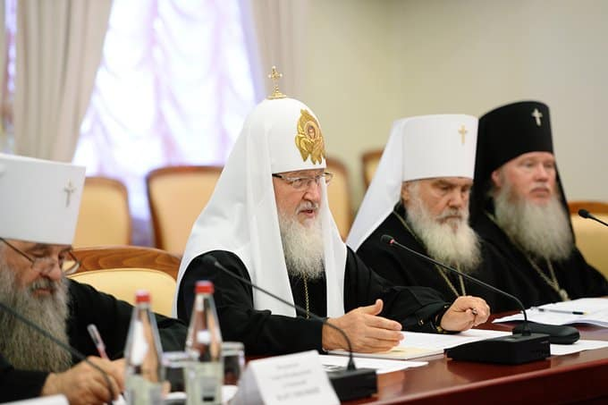 Дальний Восток нуждается в духовном возрождении, - патриарх Кирилл