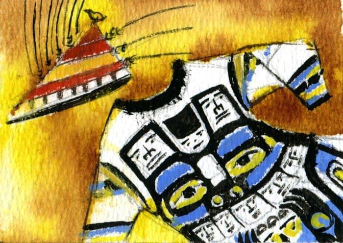 Православные миссионеры, в отличие от остальных, не насаждали среди коренных народов Аляски европейский образ жизни, а позволяли аборигенам сохранять свою культурную самобытность, в частности, такие традиционные виды искусства, как алеутская и тлингитская роспись по дереву и самобытные стили ткачества.