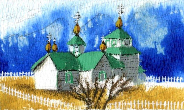 История Русской Америки закончилась 30 марта 1867 года, когда Аляска и Алеутские острова были проданы США императором Александром II, но Православие и русская культура по-прежнему здесь живы. Сейчас на Аляске около 90 православных приходов. Несколько местных храмов посвящены любимым американским святым — преподобному Герману и Иннокентию.