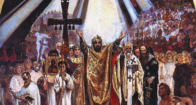 Как святые меняли историю