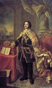 Петр I (1672–1725)