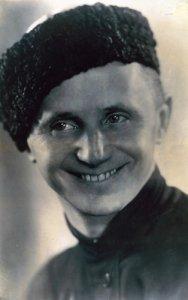 Сергей Жаров в начале 1930-х гг.