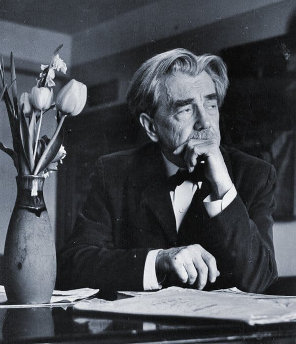 Генрих Нейгауз. Фото Виктора Ахломова,1963