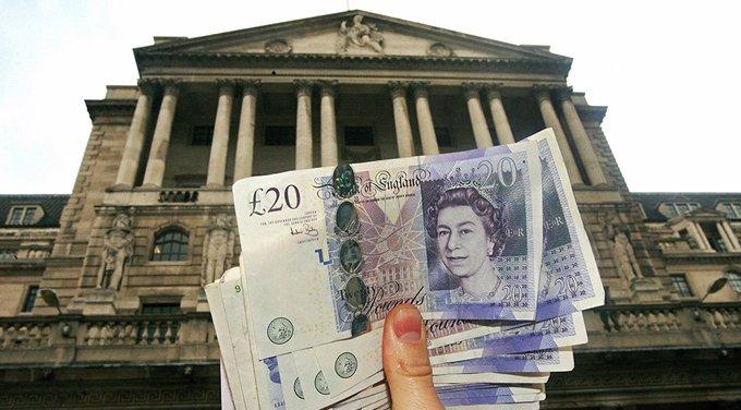 Власти Британии передадут банковские штрафы на благотворительность