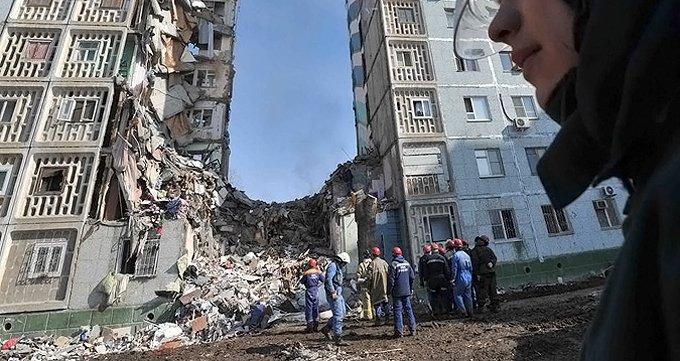 На месте дома в Астрахани, разрушенного взрывом, построят храм