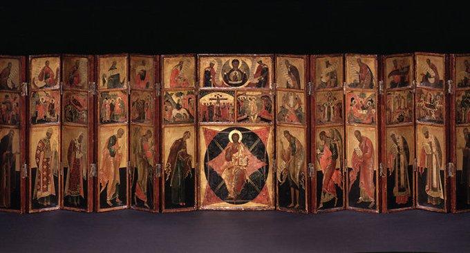 Жителям Вашингтона показали церковное искусство России