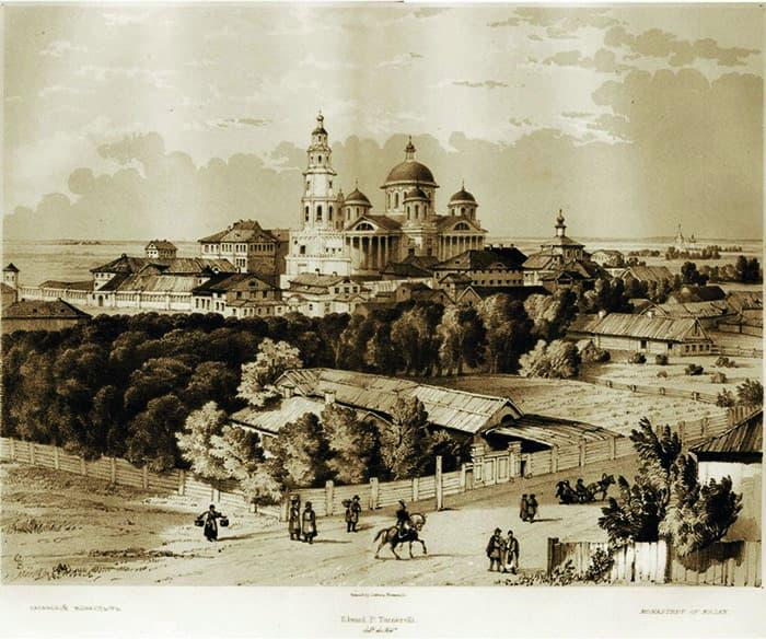 Казанский Богородицкий монастырь, Казань.