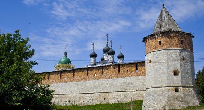 В подмосковном Зарайске отреставрируют кремль XVI века