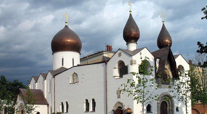 В Марфо-Мариинской обители расскажут о русском милосердии