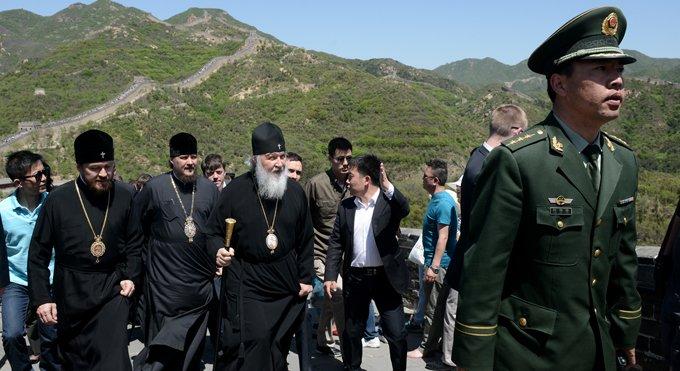 Потомки русских в Пекине надеются на патриарха Кирилла