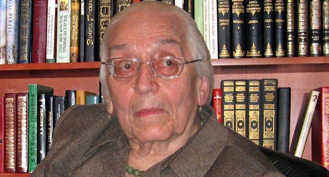 Аза Тахо-Годи: Лосев молился даже на ученых советах