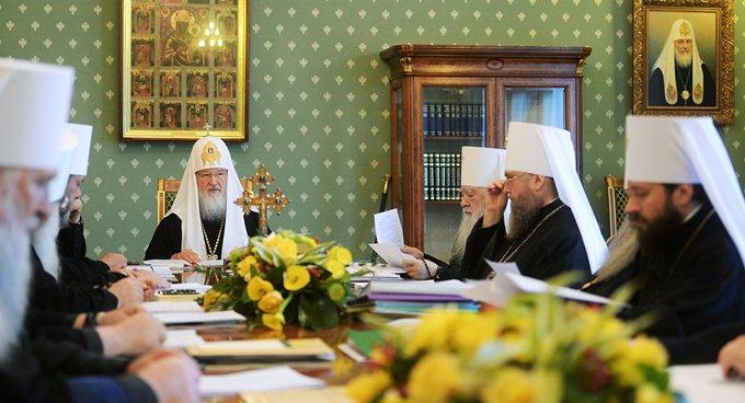 Владимир Легойда прокомментировал основные итоги заседания Синода
