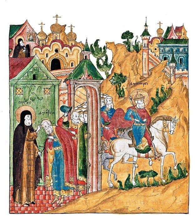 Преподобный Сергий: как монах изменил Россию