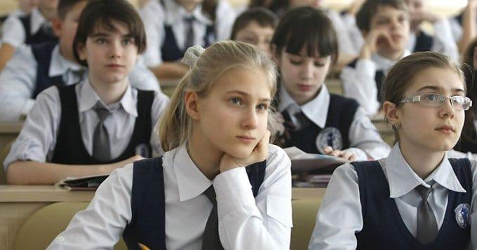 Россияне недовольны уровнем патриотического воспитания в школе