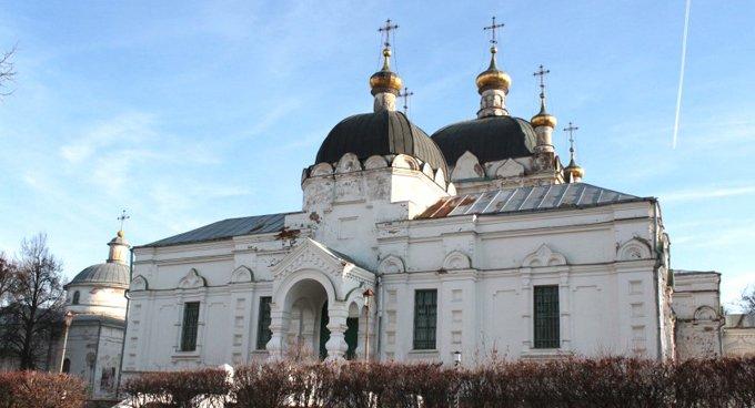 На родине Юрия Гагарина Церкви вернули городской собор