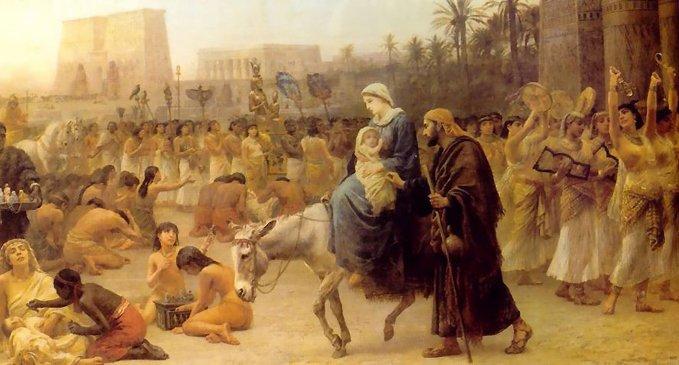 Паломники в Египте смогут повторить путь Святого семейства